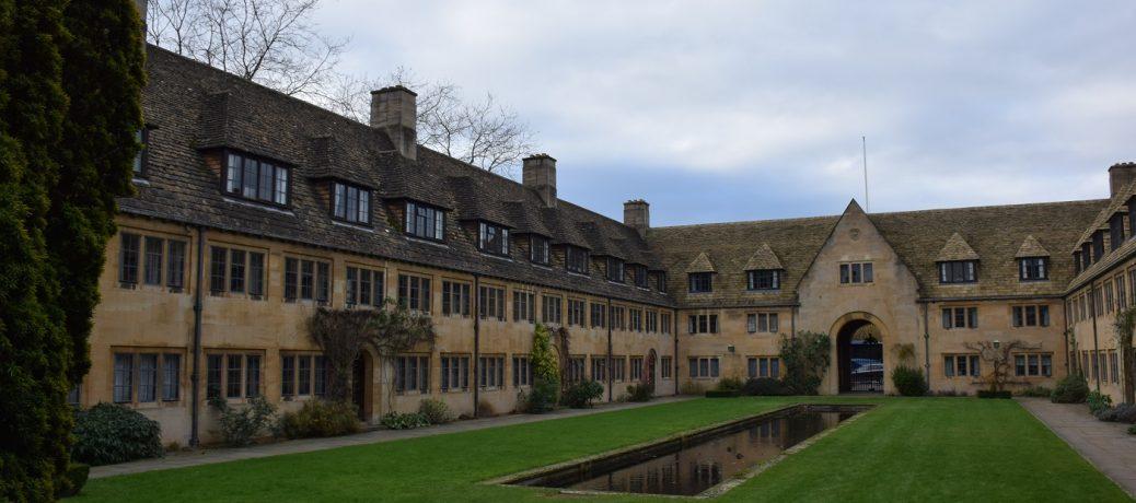 Nuffield College, Oxford